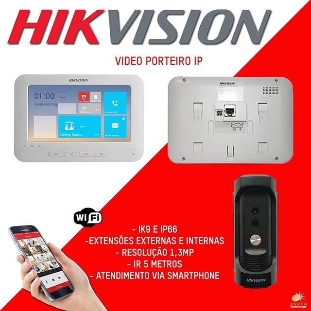Video Porteiro IP